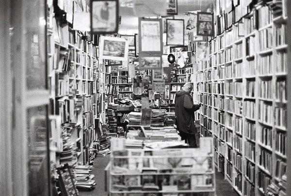 本屋の光景