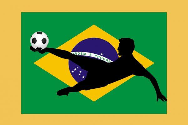 ブラジルのサッカー