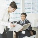 秘書検定を持った事務員や秘書