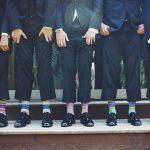 シーンに応じて正しく選びたい靴下