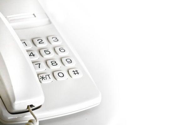 ビジネスで見直される固定電話