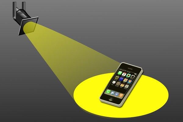 契約数が増えるスマートフォン
