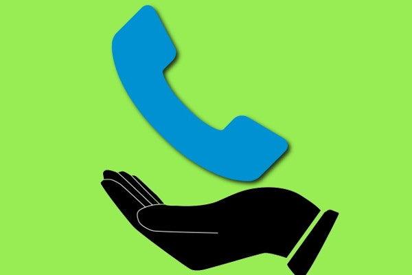電話番号貸出サービス