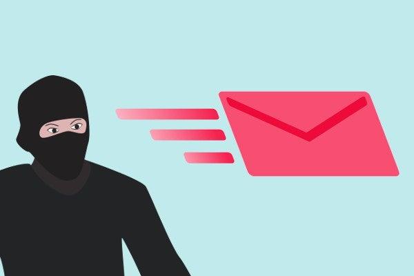送信されるビジネスメール詐欺