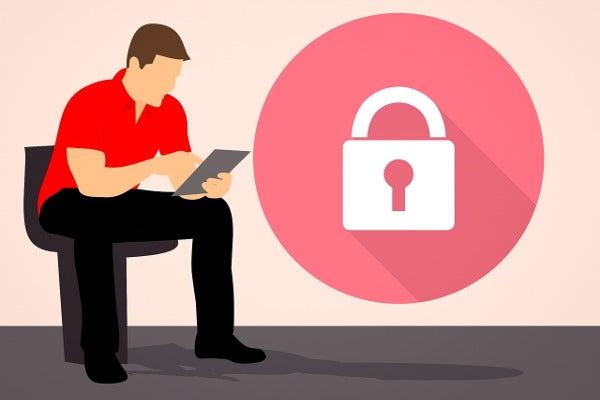 セキュリティ対策をする企業