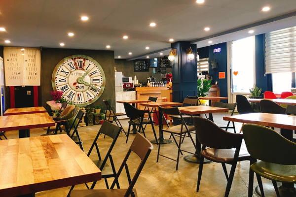 創業するカフェ