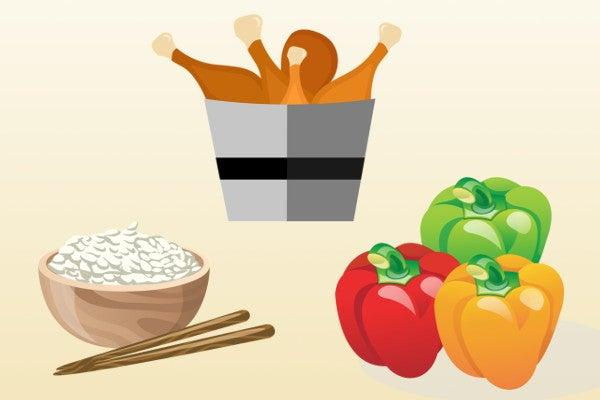 管理栄養士から助言される食事