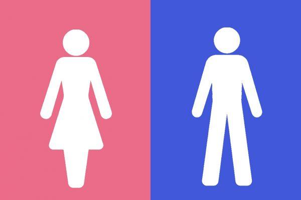 性別の違い