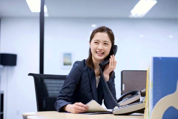 電話代行サービスの通販受付代行