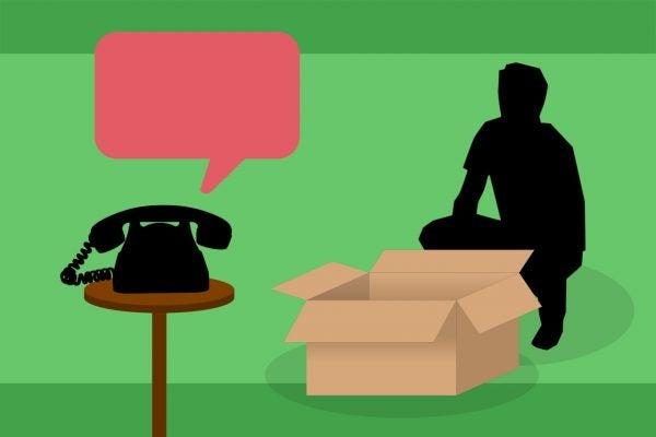 電話対応に悩むネットショップ
