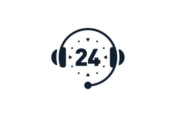 24時間対応可能な電話代行
