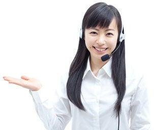 電話受付オペレーター(予約受付、商品問合せ・受注など)