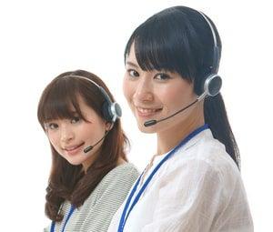 不動産会社などの電話受付、データ入力