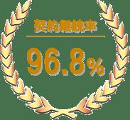 契約実績業界トップクラス6,500社