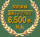 高品質・低価格月額¥8,000